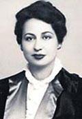 Jeolog Prof. Nuriye Pınar Erdem